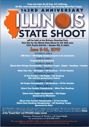 ILLINOIS STATE SHOOT